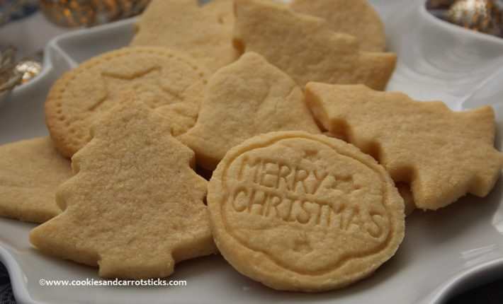 German Christmas Cookies.Butterplatzchen German Christmas Cookies Cookies