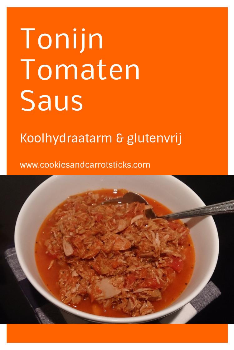 Tonijn-Tomaten-Saus