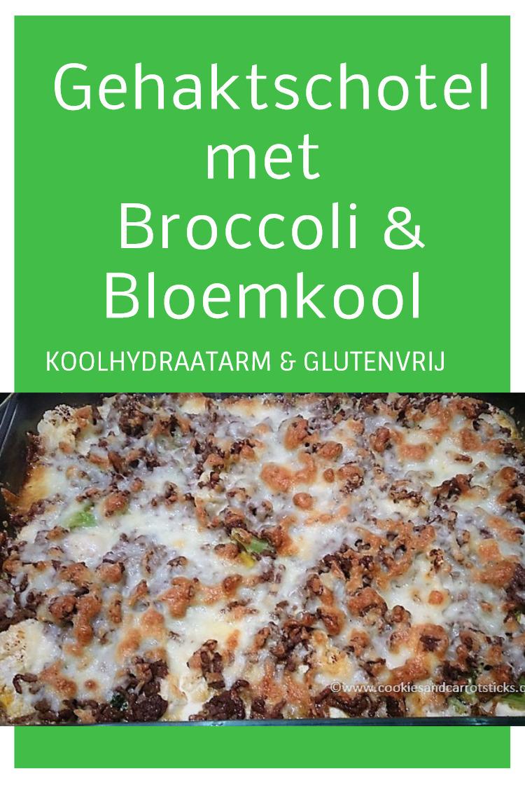 Gehaktschotel met Broccoli & Bloemkool