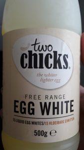 Pasteurised Egg Whites