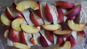 Bread and Nectarines