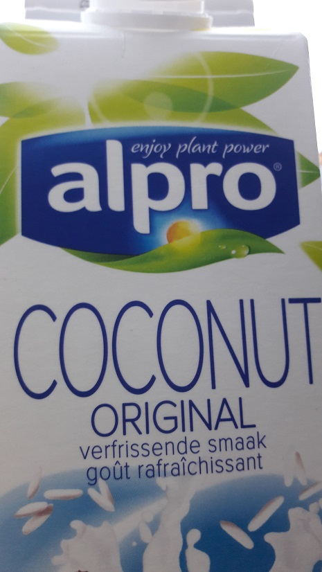 Coconut Milk is a delicious alternative to milk