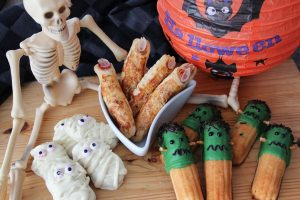 Zoete Halloween-traktaties