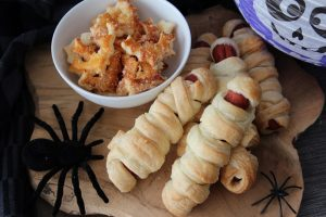 Savoury Halloween treats
