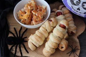 Savoury Halloween treats
