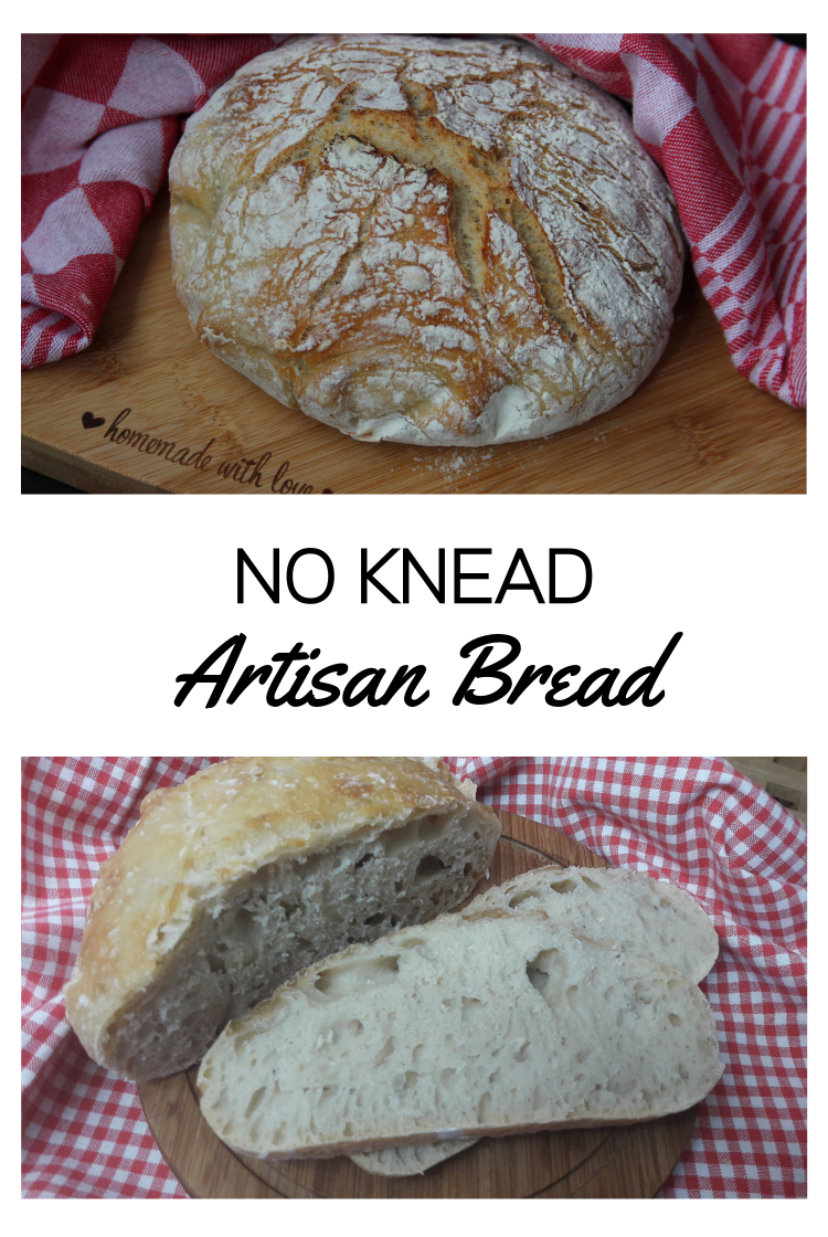 Artisan Bread - the 'no knead' method