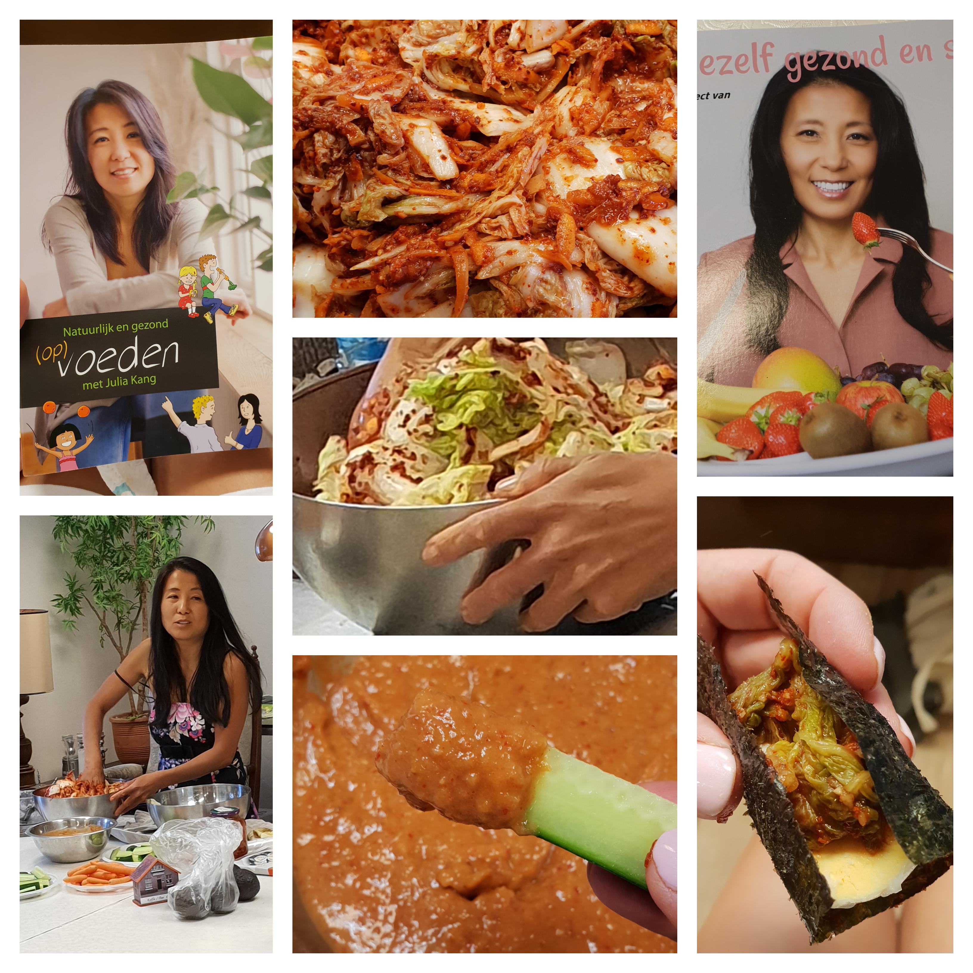 LCHF Belevingsmarkt Kimchi maken