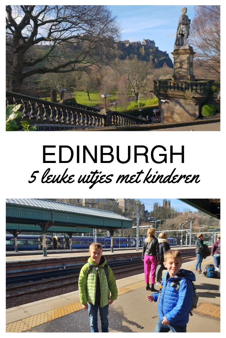 Edinburgh: 5 leuke uitjes met kinderen