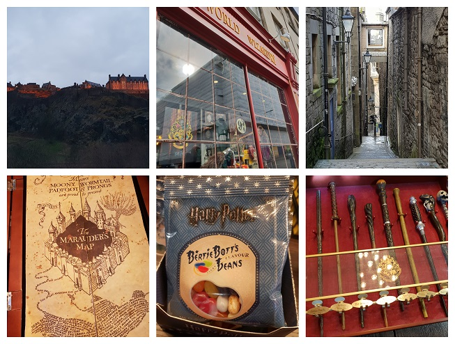 Edinburgh: Harry Potter