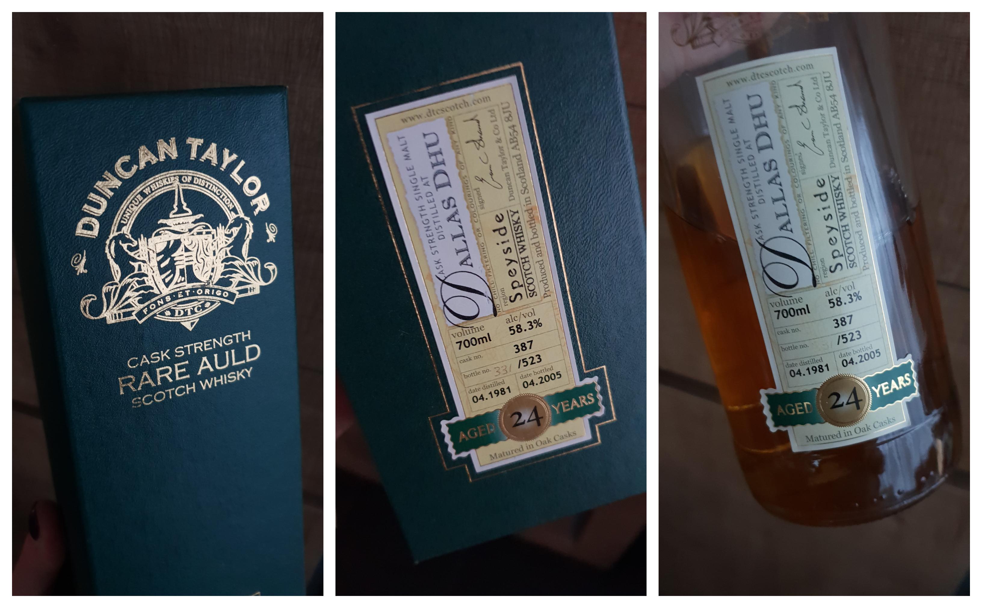 Cadeau voor whiskyliefhebber