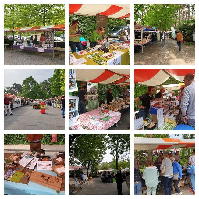 Er waren weer veel deelnemers op de LCHF Belevingsmarkt