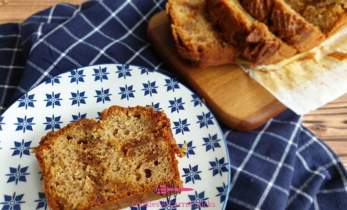 Stroopwafel Bananenbrood