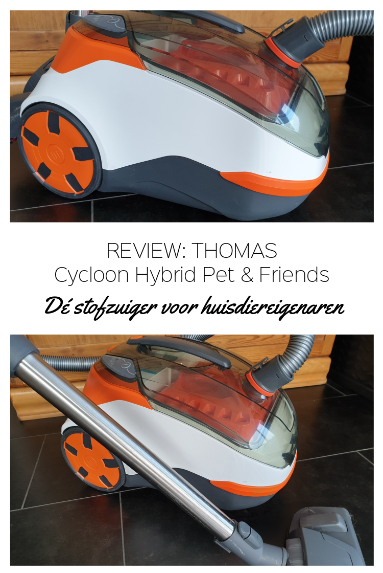 Review: de Thomas Cycloon Hybrid Pet & Friends