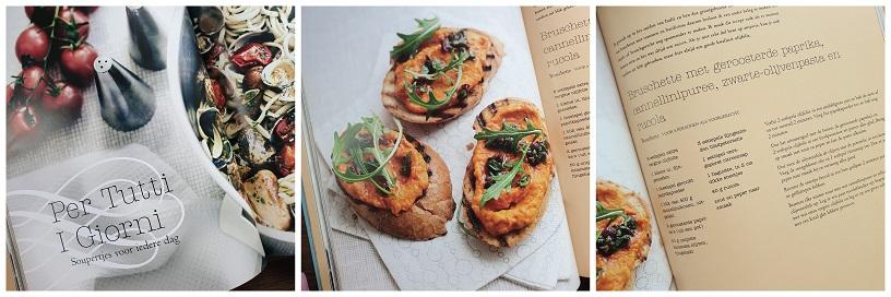 Recpet van pagina 74 vergeten kookboeken challenge