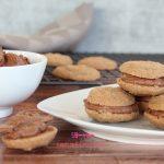 Sinterklaas Sandwich Cookies Titelfoto