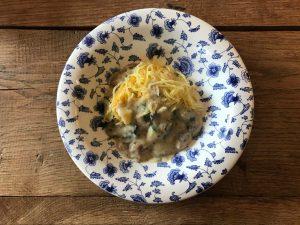 Spaghettipompoen met paddenstoelenragout van Domaine Malpas Kookt
