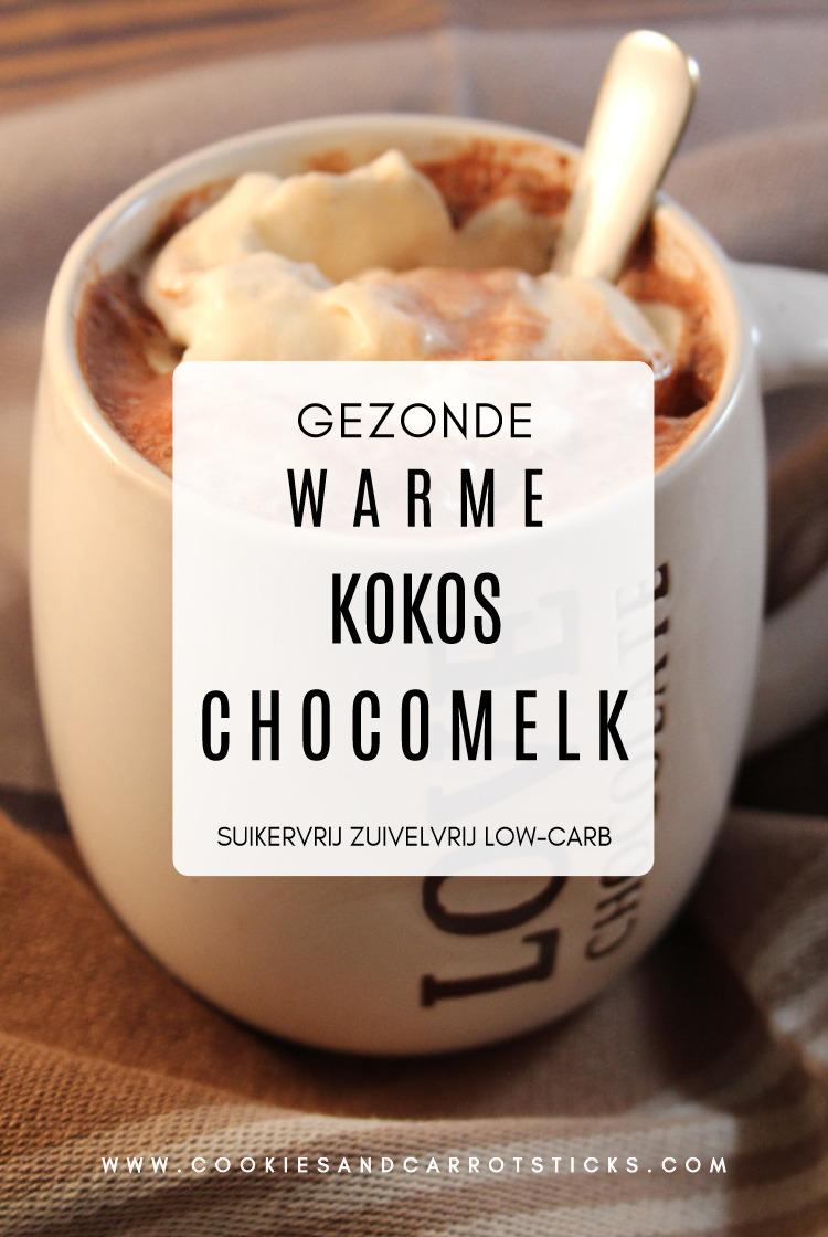 Warme Kokos Chocolademelk