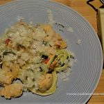 Creamy Chicken with Zoodles