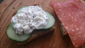 Koolhydraatarm brood yoghurt kaas 8