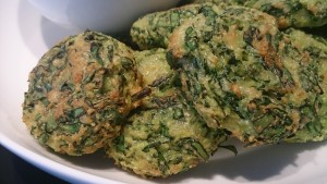 Spinach Patties13