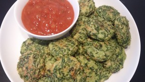 Spinach Patties15