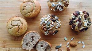 Blender Banana Muffins