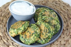 Spinazieschijfjes / Spinach Patties