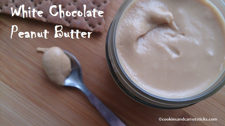 White Chocolate Peanut Butter