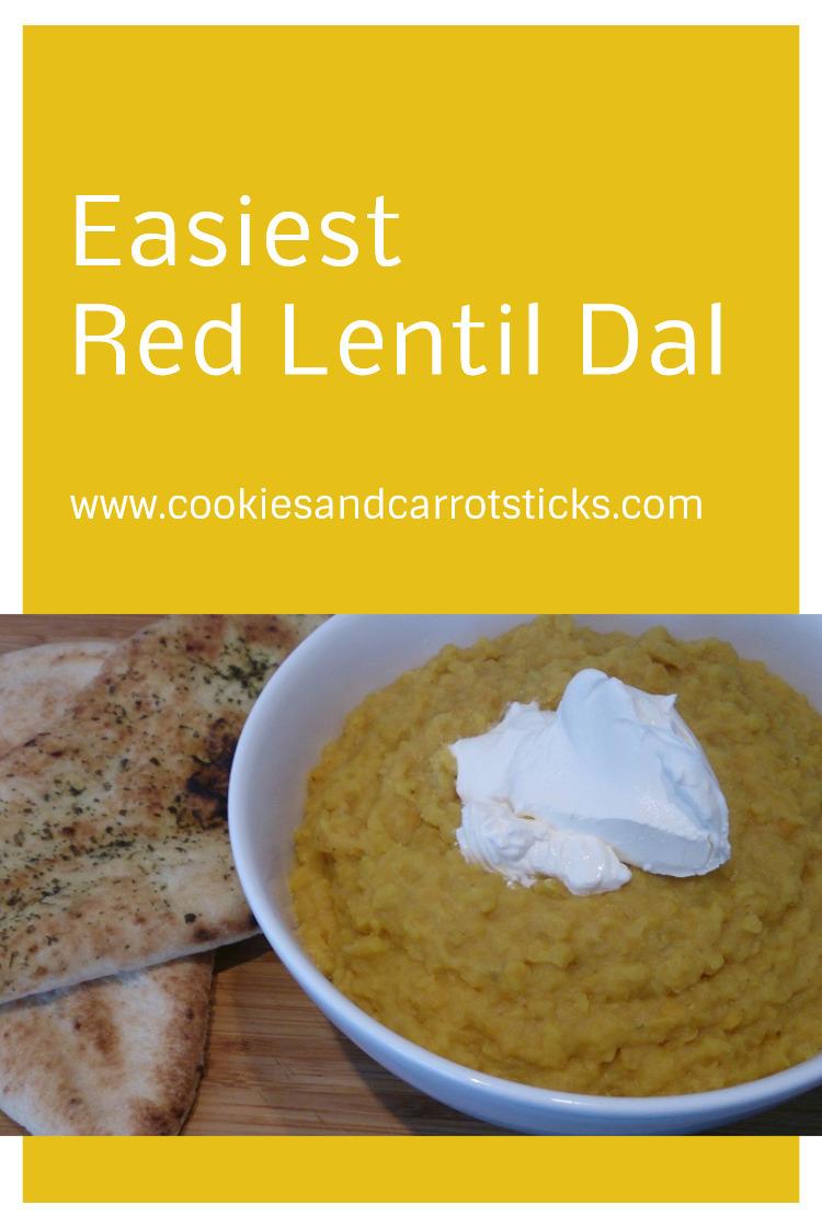 Red Lentil Dal