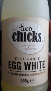 Pasteurised Egg Whites