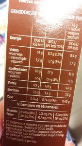 Nutrition granola 2