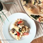 Couscous Salad & Roasted Vegetables