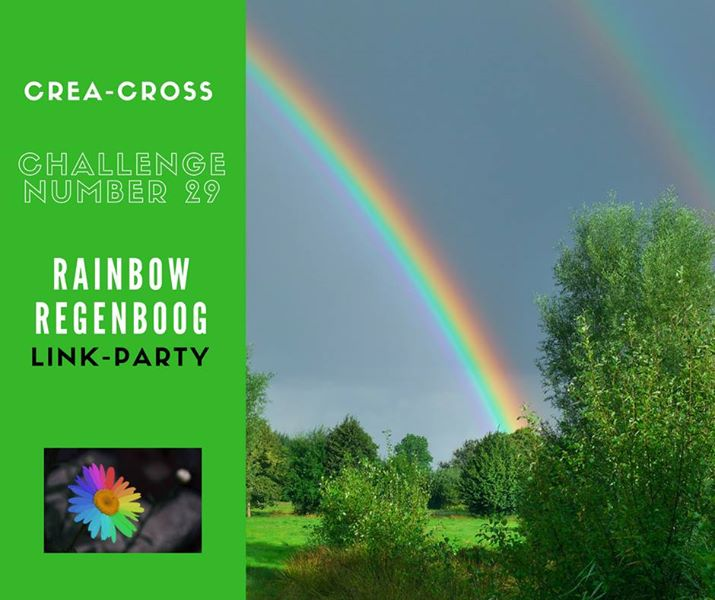 Crea Cross Rainbow