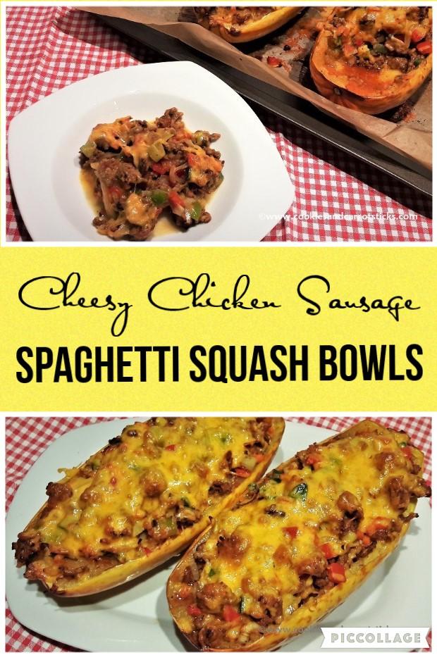 Spaghetti Squash Bowls