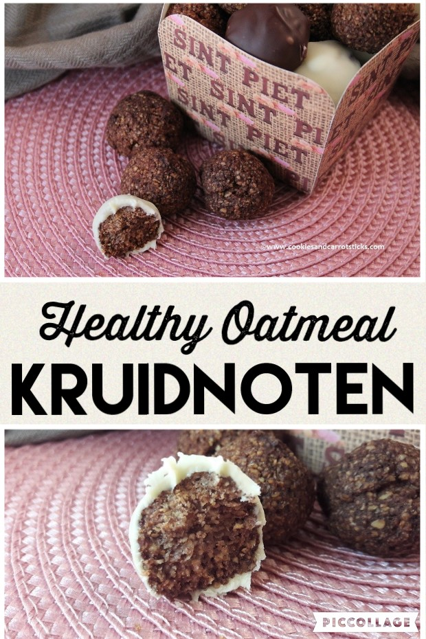 Healthy Oatmeal Kruidnoten