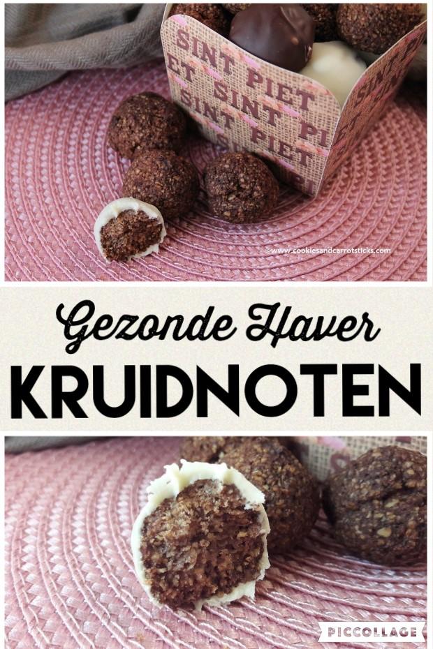 Gezonde Haver-Kruidnoten