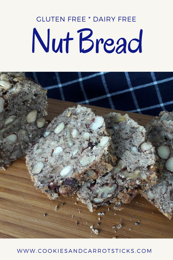 Nut Bread Mini Loaf