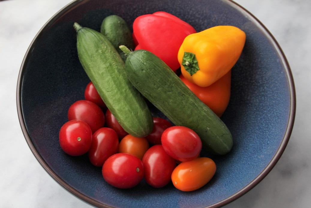 Snack Tag - Veggies