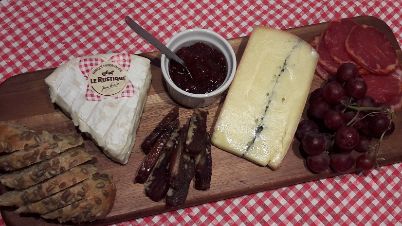 Snack Tag - Cheese Platter