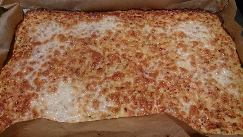Cauliflower Breadsticks