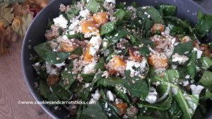 Pumpkin Quinoa Salad