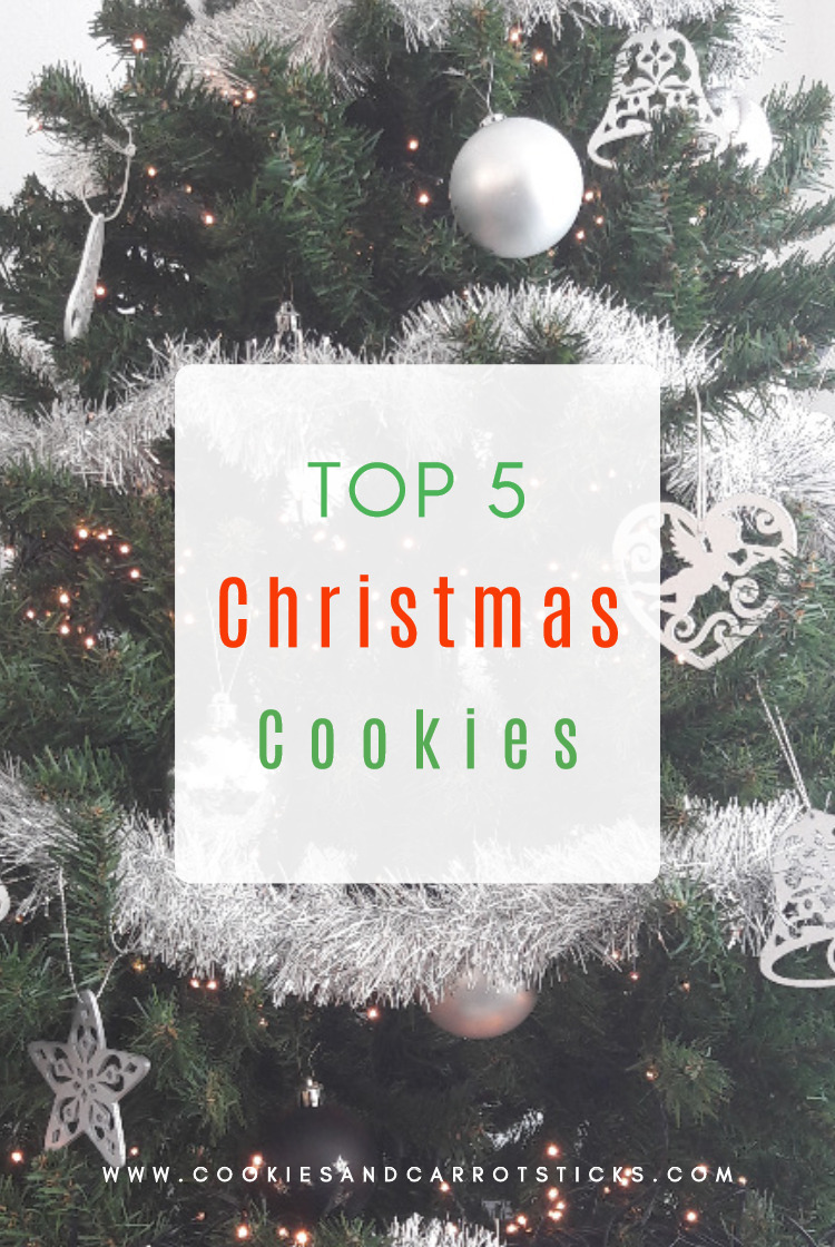 Top 5 Christmas Cookies