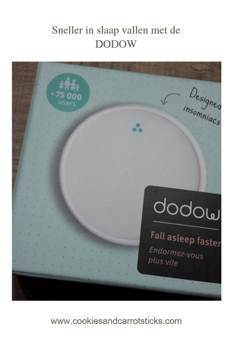 Sneller in slaap vallen met de Dodow