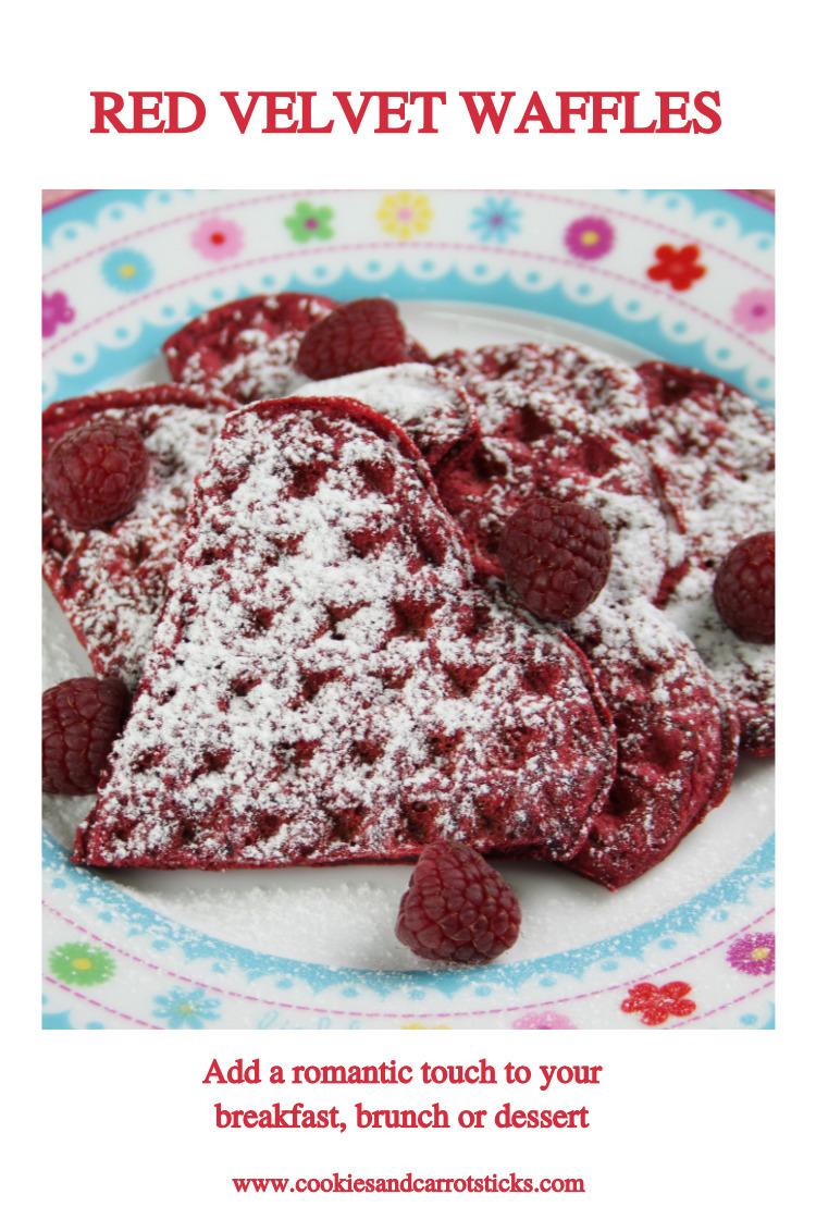 Red Velvet Waffles