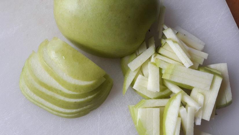 Appel voor Venkelsalade met Appel & Gerookte Kipfilet