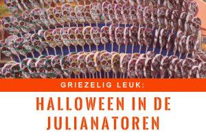 Halloween in de Julianatoren