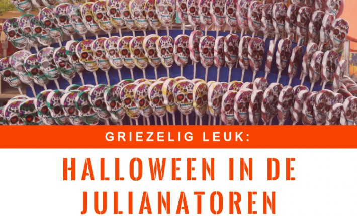 Halloween in de Julianatoren