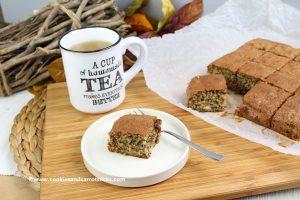 Dadel Amandel Cake