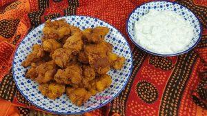 Chicken pakora- Indiase kipnuggets