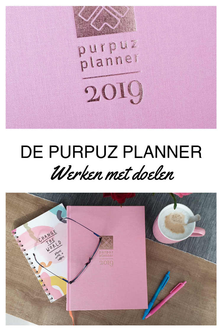 Review van de Purpuz Planner